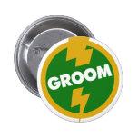 Groom Wedding - Dupree Pin
