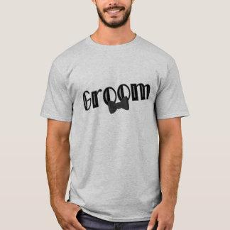 Groom Wedding Party T Shirt