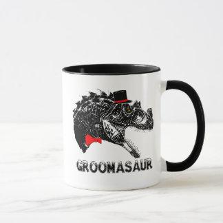 Groomasaur Mug