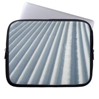 Groomed Ski Trail Laptop Sleeve