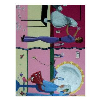 Grooming Salon Post Card