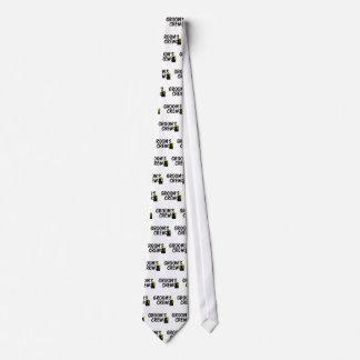 Grooms Crew Tie