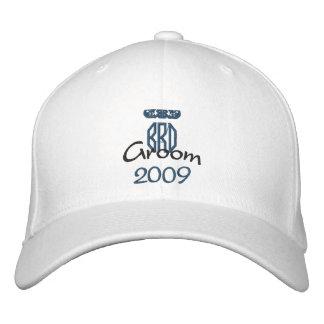 Groom's Hat - Customised Embroidered Baseball Cap