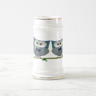 Grooms Owls Wedding Gifts Mug