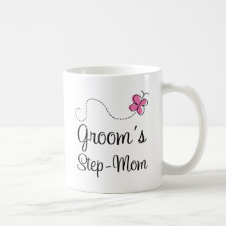 Grooms Step Mom Coffee Mug