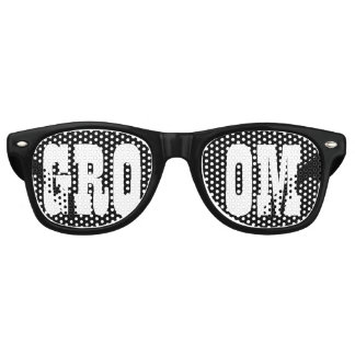 Grooms Swag Party Shades
