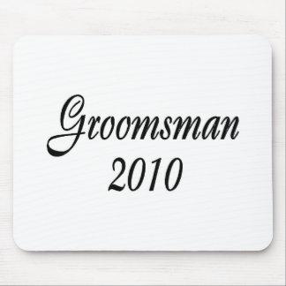 Groomsman 2010 mouse pad