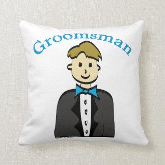 Groomsman Cushion