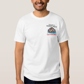 Groomsman Groom's Squad Tshirt
