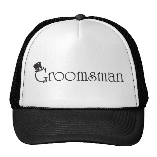 Groomsman Hat