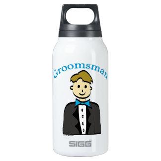 Groomsman Insulated Water Bottle
