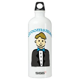 Groomsman SIGG Traveller 1.0L Water Bottle