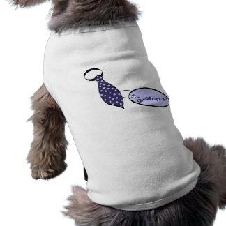 Groomsman Sleeveless Dog Shirt