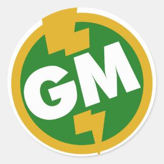 Groomsman Stickers