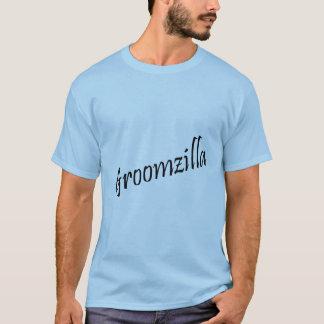 Groomzilla (Blk) T-Shirt
