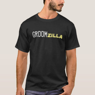 GROOMZILLA TIME T-Shirt