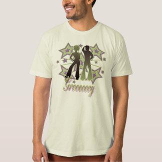 Grooooovy - American Apparel Organic T-Shirt