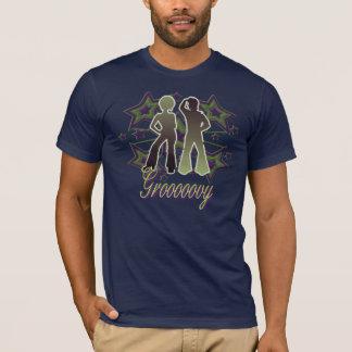 Grooooovy - Basic American Apparel T-Shirt
