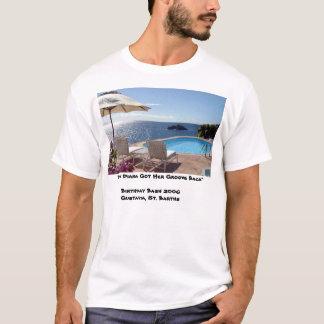 Groove Back T-Shirt