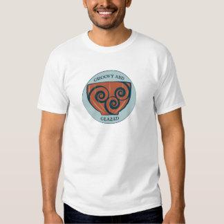 Groovy And Glazed Tshirts