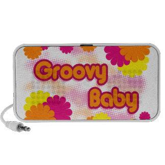 Groovy Baby Mini Speakers