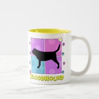 Groovy Bloodhound Mug