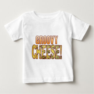 Groovy Blue Cheese Baby T-Shirt