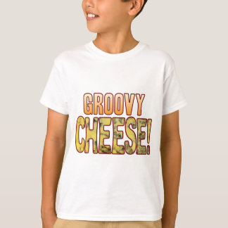Groovy Blue Cheese T-Shirt