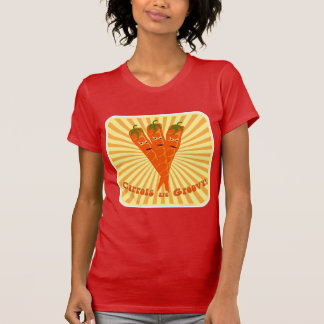 Groovy Carrots T-Shirt