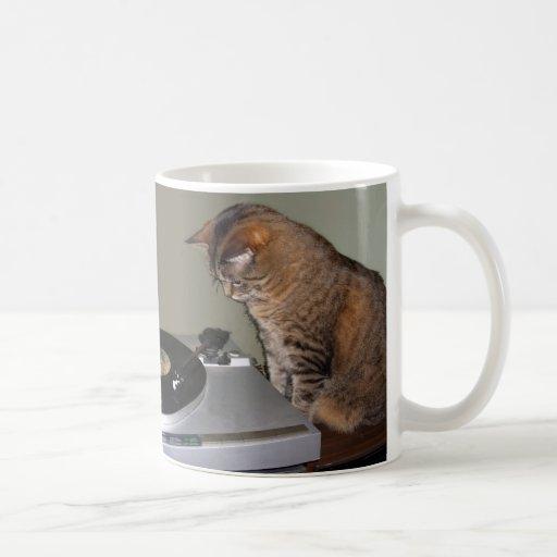 Groovy Cat Coffee Mug