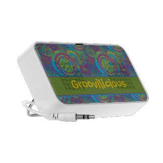 Groovy Circles Speaker System