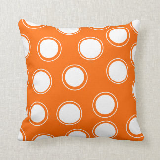 Groovy Dots #11 @ SonoLeTre Throw Pillow