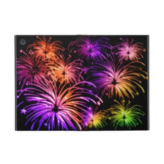 Groovy Fireworks Aglow iPad Mini Powis iCase iPad Mini Covers
