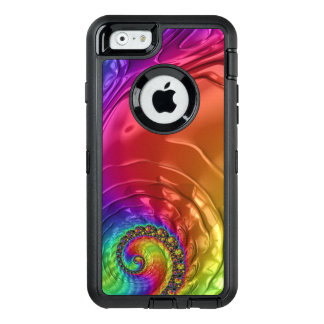 Groovy Fractal Image on Otterbox for iPhone 6/6s OtterBox iPhone 6/6s Case