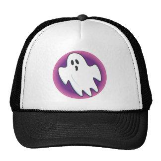 Groovy Ghost Cap Hats