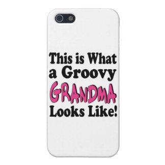 Groovy Grandma Case iPhone 5 Cover