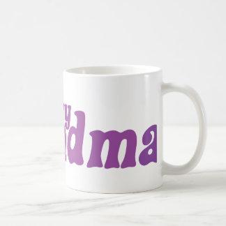 Groovy Grandma Mug