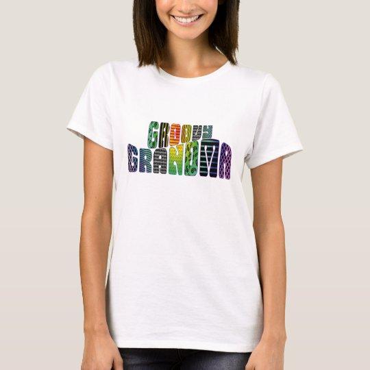 Groovy Grandma T-Shirt