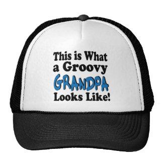 Groovy Grandpa Trucker Hat