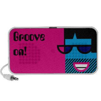 Groovy Guy Portable Speaker