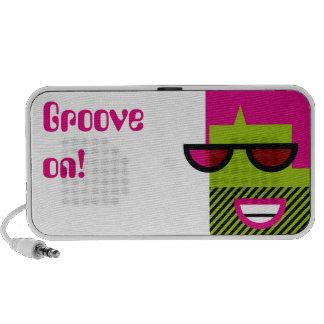 Groovy Guy Speaker System