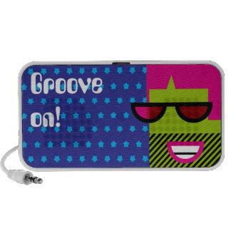 Groovy Guy Laptop Speaker