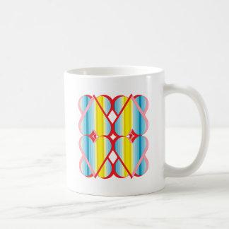 Groovy Hearts Mugs