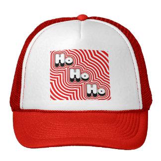 Groovy Ho Ho Ho Cap