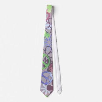 Groovy Large Print Tie