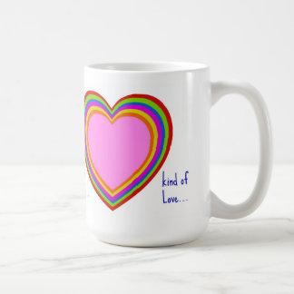 Groovy Love Mug