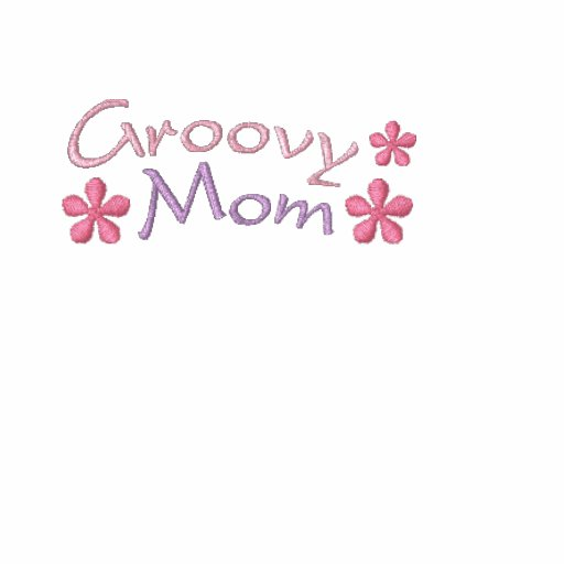 Groovy Mom Hoodie - Mother's Day Gif