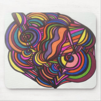 GROOVY Mouse pad! Mouse Mat