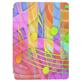 Groovy Musical Abstract iPad Air Cover