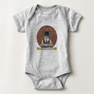 Groovy one-zees for the cool kid in your life! baby bodysuit